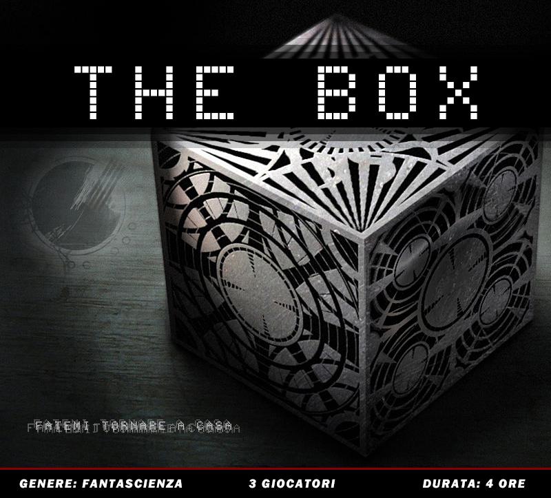 locandina The Box 01